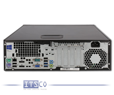 PC HP EliteDesk 800 G1 SFF Intel Core i5-4590 4x 3.3GHz
