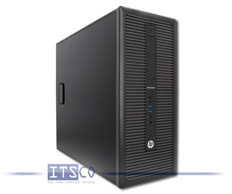 PC HP EliteDesk 800 G1 TWR Intel Pentium Dual-Core G3220 2x 3GHz