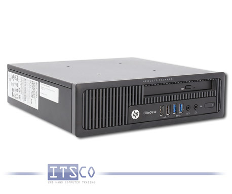 PC HP EliteDesk 800 G1 USDT Intel Core i5-4570S 4x 2.9GHz
