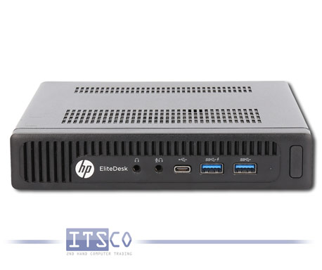PC HP EliteDesk 800 G2 DM Intel Core i5-6500 vPro 4x 3.2GHz