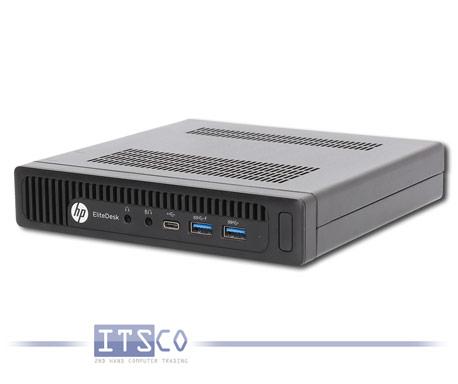 PC HP EliteDesk 800 G2 DM Intel Core i3-6100T 2x 3.2GHz
