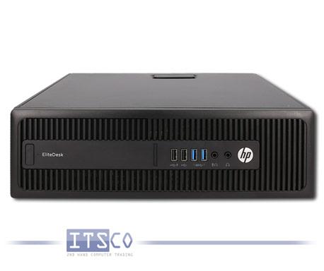 PC HP EliteDesk 800 G2 SFF Intel Pentium Dual-Core G4400 2x 3.3GHz