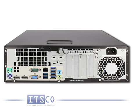 PC HP EliteDesk 800 G2 SFF Intel Core i5-6500 vPro 4x 3.2GHz