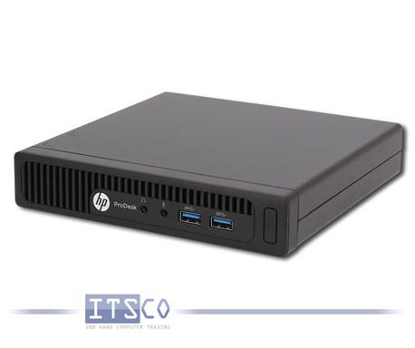 PC HP ProDesk 400 G1 DM Intel Core i3-4160T 2x 3.1GHz