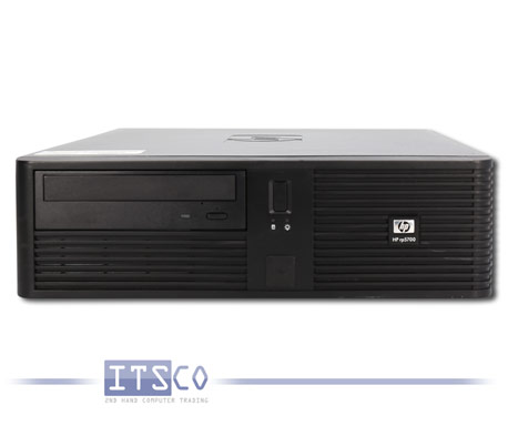 PC HP rp5700 Intel Core 2 Duo E6400 2x 2.13GHz Point of Sale System