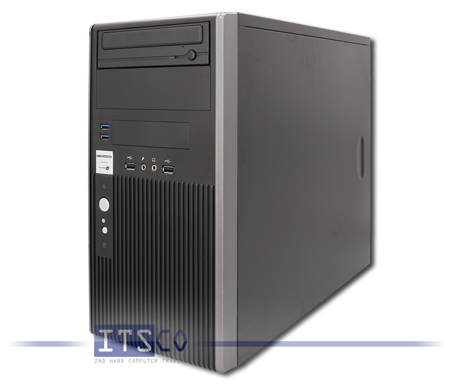 PC MD Business Hyundai iTMC Pentino H-Series Intel Core i5-4460 4x 3.2GHz