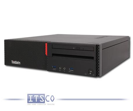 PC Lenovo ThinkCentre M800 Intel Core i3-6100 2x 3.7GHz 10FX