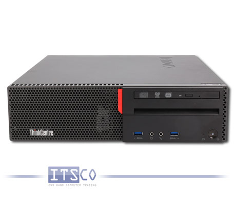 PC Lenovo ThinkCentre M900 Intel Core i5-6500 vPro 4x 3.2GHz 10FG