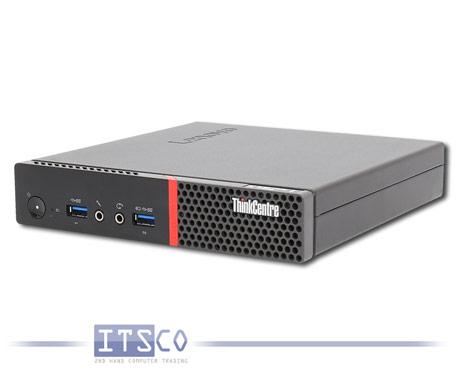 PC Lenovo ThinkCentre M900 Intel Core i5-6500T vPro 4x 2.5GHz 10FL