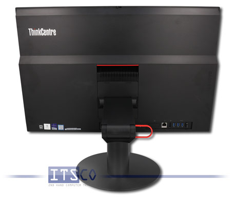 All-In-One PC Lenovo ThinkCentre M900z Intel Core i5-6600 vPro 4x 3.3GHz 10F5