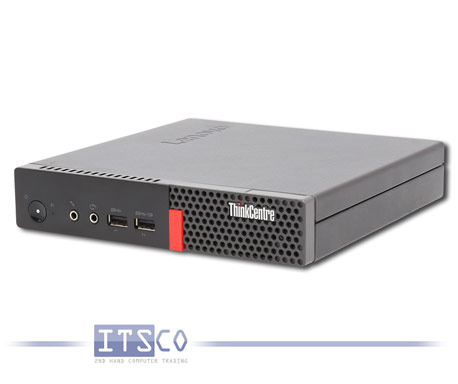 PC Lenovo ThinkCentre M910q Intel Core i5-6500T vPro 4x 2.5GHz 10MU