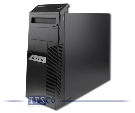 PC Lenovo ThinkCentre M81 Intel Pentium Dual-Core G620 2x 2.6GHz 1730