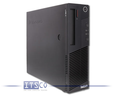 PC Lenovo ThinkCentre M83 Intel Core i5-4590 4x 3.3GHz 10AH