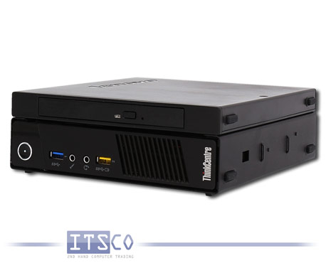 PC Lenovo ThinkCentre M73 Tiny Intel Core i3-4130T 2x 2.9GHz 10AX