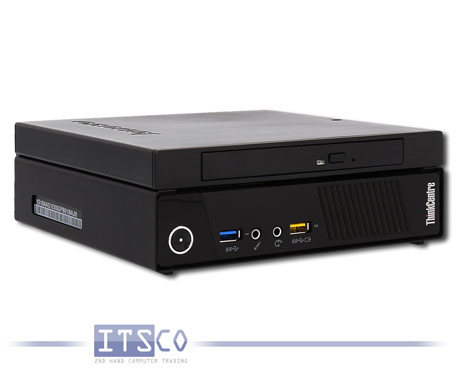 PC Lenovo ThinkCentre M93p Intel Core i5-4570T vPro 2x 2.9GHz 10AA