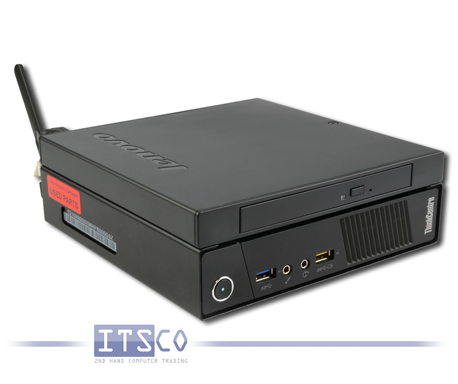 PC Lenovo ThinkCentre M93p Tiny Intel Core i5-4570T vPro 2x 2.9GHz 10AB