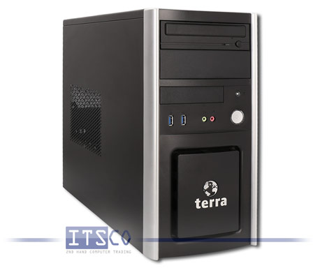 PC Wortmann AG TERRA 4000 GREENLINE Intel Pentium Dual-Core G4400 2x 3.3GHz