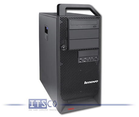 Workstation Lenovo ThinkStation D20 2x Intel Quad-Core Xeon E5640 4x 2.66GHz 4158