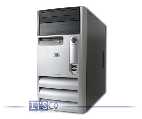 HP Compaq dx2000 Microtower