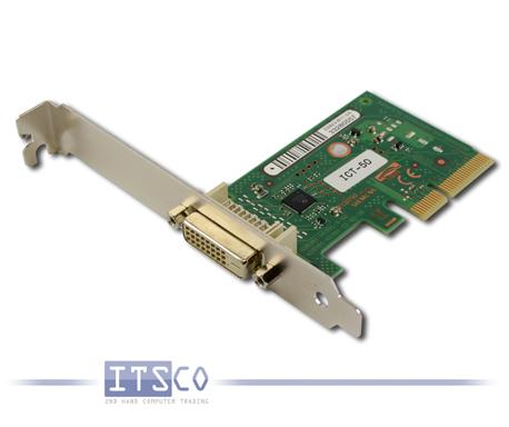 Fujitsu-Siemens DVI-D Erweiterungs-Adapter S26361-F3305-L211 PCIeX1 D2823-B11 GS1