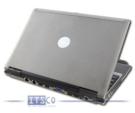 Notebook Dell Latitude D430 Intel Core 2 Duo U7600 2x 1.2GHz Centrino