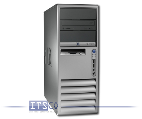PC HP Compaq dc7100 CMT Intel 2.66GHz