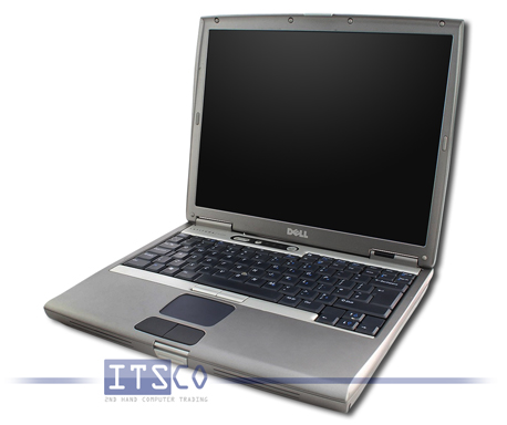 Dell Notebook D600 mit Centrino Carmel Technologie und UK. Windows XP Lizenz