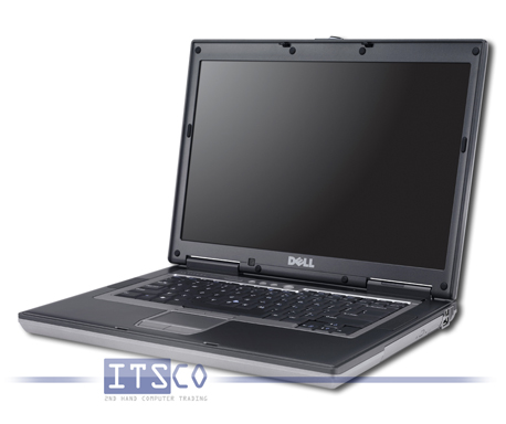 Notebook Dell Latitude D630 mit Intel Core 2 Duo Technologie