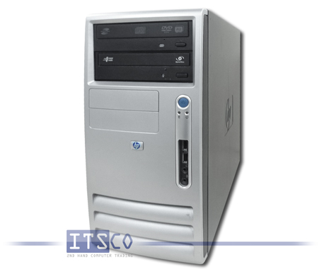 PC HP Compaq dx6100 MT Intel Pentium 4 HT 3GHz