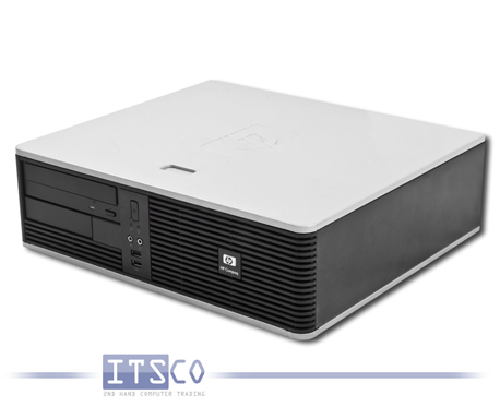 PC HP Compaq Business Desktop dc5850 SFF AMD Phenom 64 X3 3x 2.3GHz