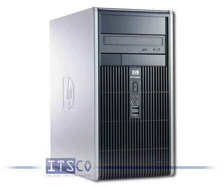 PC HP Compaq dc5800 MT Intel Core 2 Duo E7400 2x 2.8GHz