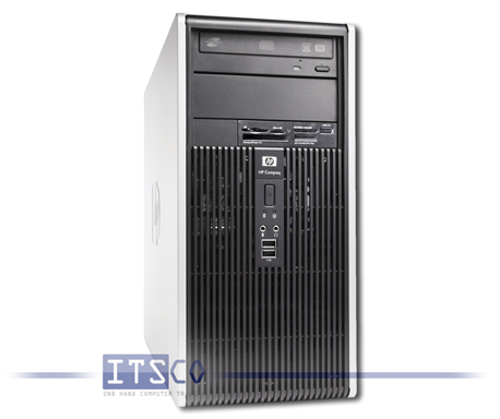 PC HP Compaq dc5800 MT Intel Core 2 Duo E7200 2x 2.53GHz