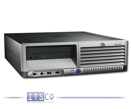 PC HP Compaq DC7100 SFF Intel 2.66GHz