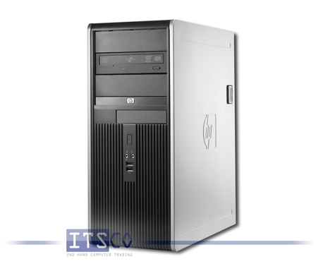 PC HP Compaq dc7800p CMT Intel Core 2 Duo E6750 2x 2.66GHz vPro