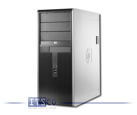 PC HP Compaq dc7900 CMT Intel Core 2 Duo E8400 vPro 2x 3GHz