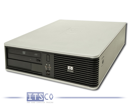 PC HP Compaq dc7900 Intel Core 2 Duo E7300 2x 2.66GHz