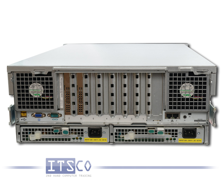 Server EMC Datadomain DD880 4x Quad-Core Xeon X7350 4x 2.93GHz
