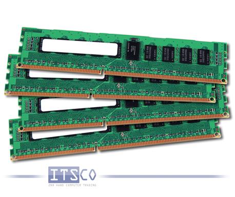 10x Speicher diverse Hersteller 8GB Kit (4x 2GB) PC2-5300P