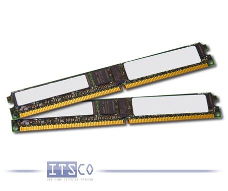 Speicher div. Hersteller 16GB Kit (2x 8GB) DDR3 PC3L-8500R 1066MHz ECC