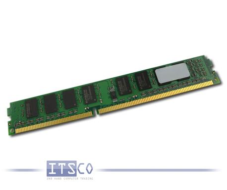 Speicher Diverse Hersteller 2GB DDR3-RAM PC3-8500U 1066MHz Low-Profile