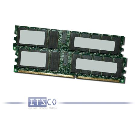 Speicher diverse Hersteller 4GB Kit (2x 2GB) PC2100R