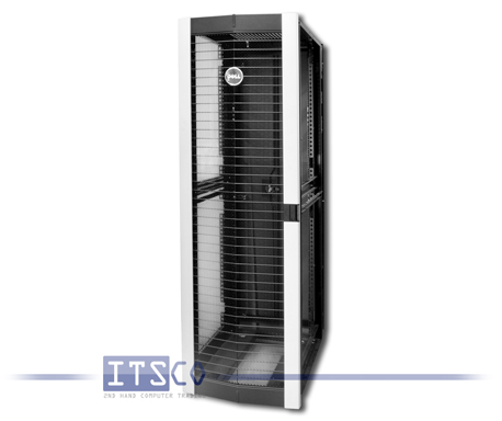 "Serverschrank DELL PowerEdge Rack 4220 Cabinet 42U 19"" Rack"