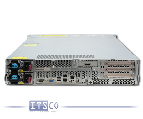 Server HP ProLiant DL180 G6 Intel Quad-Core Xeon X5672 4x 3.2GHz