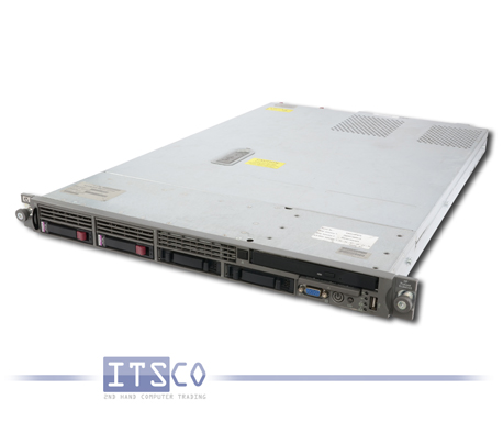 Server HP Proliant DL360 G5 2x Intel Quad-Core Xeon E5430 4x 2.66GHz