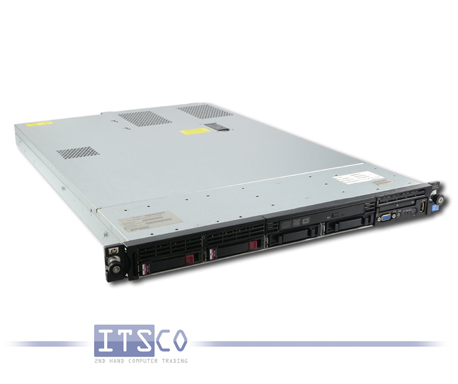 Server HP Proliant DL360 G6 2x Intel Quad-Core Xeon E5506 4x 2.13GHz