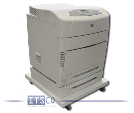 Farblaserdrucker HP Color LaserJet 5550dn