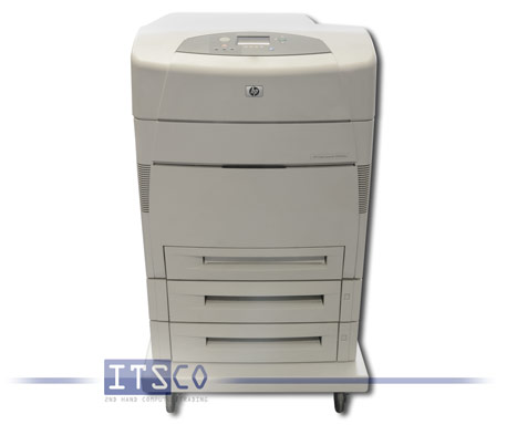 Farblaserdrucker HP Color LaserJet 5550dtn