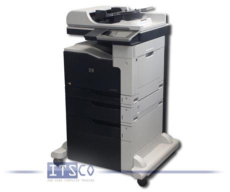 Laserdrucker HP LaserJet Enterprise 700 Color MFP M775 Drucken Scannen Faxen Kopieren Duplex DIN A3