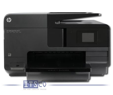Farb- Tintenstrahldrucker HP Officejet Pro 8610 e-All-in-One