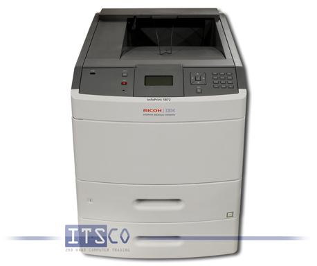 Laserdrucker IBM Ricoh Infoprint 1872 4553